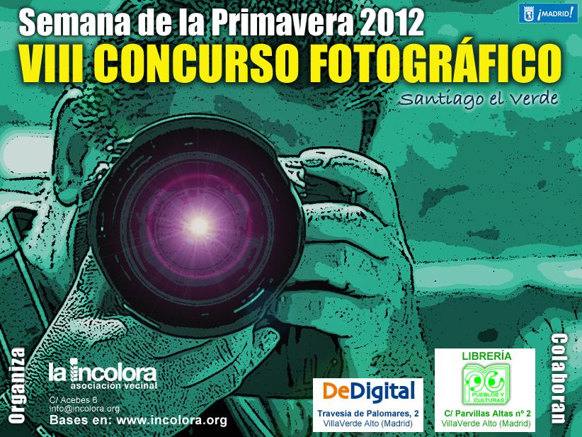 """VIII Concurso fotográfico """"Santiago el Verde"""""""