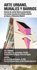 charlas arte urbano