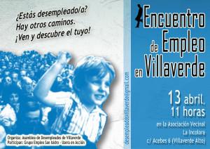 Encuentro de empleo Villaverde_web