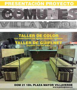 Comunes-Villaverde