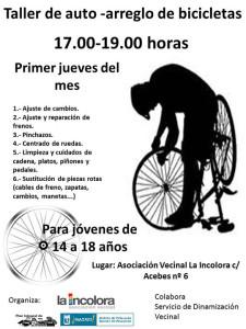 taller de bici
